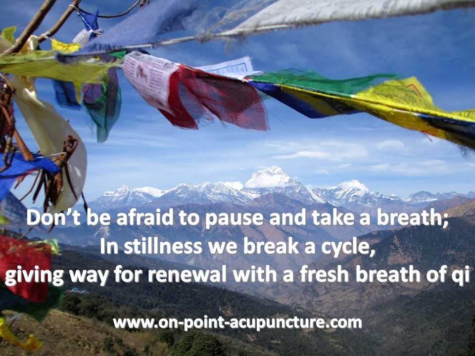 dont be afraid to pause